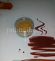 Пыль для втирки - золото, 3 гр.