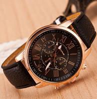Часы женские Geneva Charm  черные