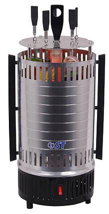 Шашлычница электрическая Saturn ST - FP 8560 C NEW , фото 2