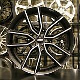 Колесный диск BBS XA 20x9,5 ET42, фото 2