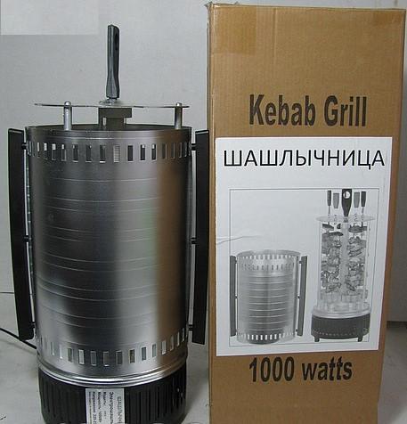 Шашлычница электрическая Кебаб Гриль