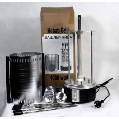 Шашлычница электрическая Кебаб Гриль, фото 2