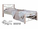 Ліжко в спальню коване Емілі Melbi, фото 2