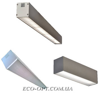 Линейные LED светильники