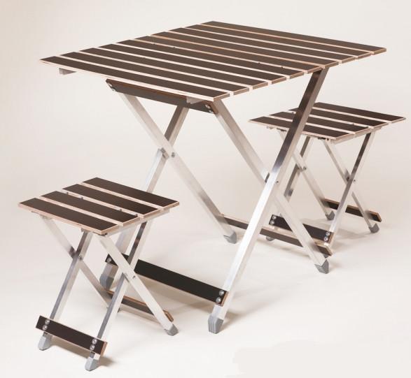 Комплект туристический 6240 стол + 2 стула - erniboom market в Херсоне