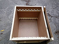 Ящик для пчелопакетов на 8 рамок