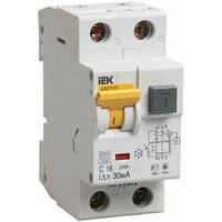 Автомат защиты двигателя IEK АВДТ 32 тип А (MAD22-5-016-B-10)