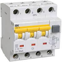 Автомат защиты двигателя IEK АВДТ 34 тип А (MAD22-6-016-C-30)