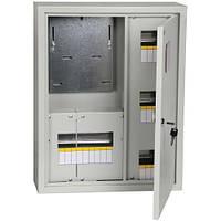 Щит для электросчетчиков IEK  (MKM34-N-18-31-ZO)