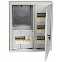 Щит для электросчетчиков IEK  (MKM34-N-24-31-ZO)