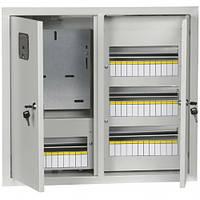 Щит для электросчетчиков IEK  (MKM33-N-48-31-ZO)