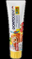Детская зубная паста Dontodent Kids, 100 мл