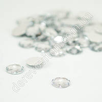 Кристалл-камень (половинка), 1,6 см, 25 шт.