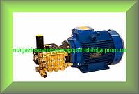 Аппараты высокого давления стационарные ABN15/20 200 бар 5,5 квт без нагрева воды