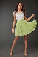 """Нарядное летнее платье """"Лолла"""" с вырезом на спине (4 цвета)"""