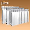 Радиатор алюминиевый Ferroli POL 500x100