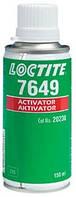 Loctite 7649 (Локтайт 7649) — активатор для анаэробных клеев и герметиков, 150 мл. Заменен на 7240.