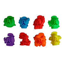 Творчество и рукоделие «Irwin Toy» (30000) набор для лепки «Skwooshi» в фольге