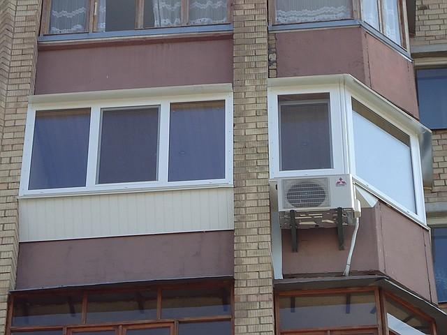 """Балконы от компании СК Комфорт - """"Балкон Киев"""""""