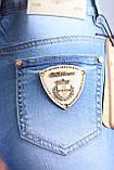 Женские джинсы больших размеров, фото 7