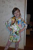 Костюм Peekaboo (платье+пиджак)цветной (1607)