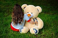 Мишка Барни 130 см.Мягкая игрушка.игрушка медведь.мягкие игрушки украина.Плюшевый мишка медовый