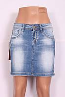 Женская модная юбка средней длинны