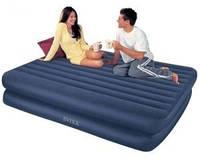 Надувная кровать Intex 66710 ИНТЕКС(152х203х48 СМ.) Comfort Bed…киев