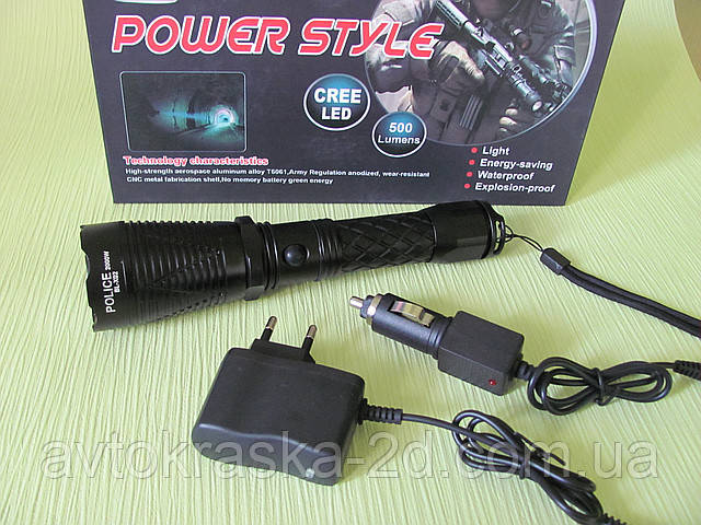 Ліхтар серії POLICE BL-Х02 2000W
