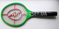 Электрическая мухобойка-ракетка на батарейках - Bug Catcher