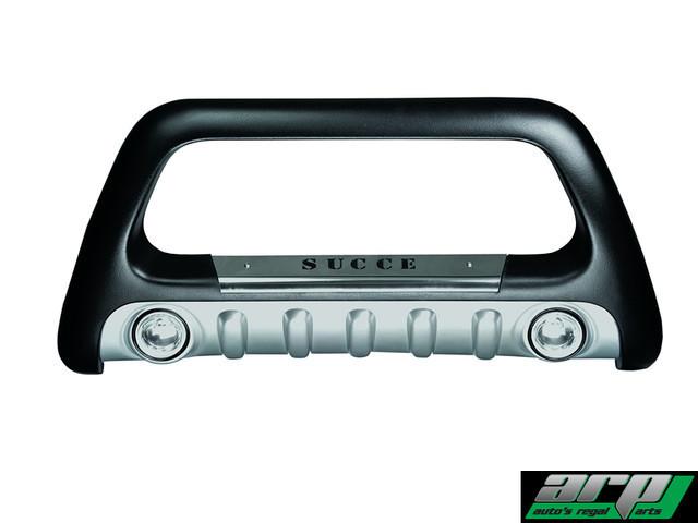 Защита переднего бампера Mitsubishi Outlander