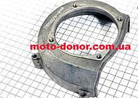 Крышка двигателя мотокосы нижняя (под крепление редуктора)