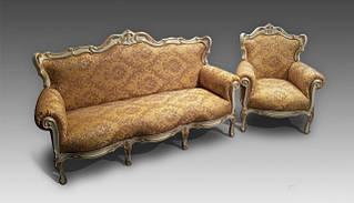 Элитная мебель, Барокко