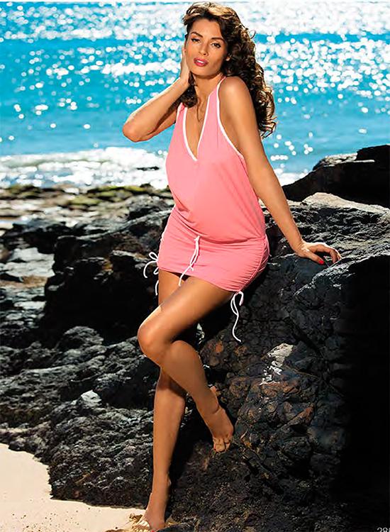 Пляжное платье-туника Elsa Marko