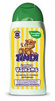 TINDI детский шампунь c натуральными экстрактами меда и алоэ вера (200 мл)