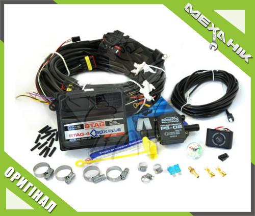 Электроника AC STAG 4 Q-Box Plus ГБО ЭБУ