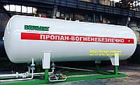 Емкость для хранения газа, Газгольдер, резервуар СУГ