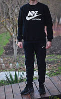 Спортивный костюм Nike черный