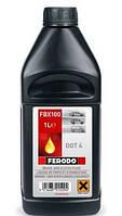 Тормозная жидкость FERODO FBX 100A 1л