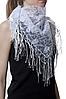 Свадебный платок ромашка