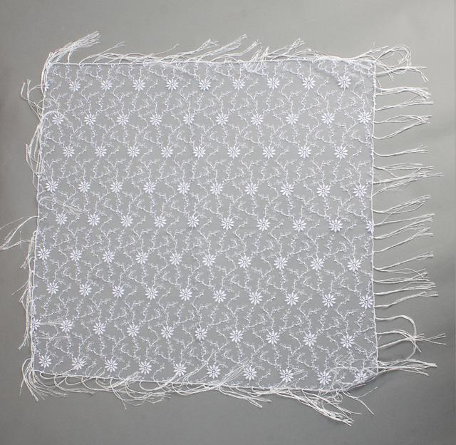 Свадебный платок ромашка 2