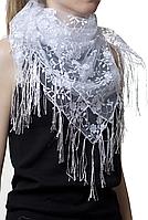 Свадебный платок бутончик, фото 1