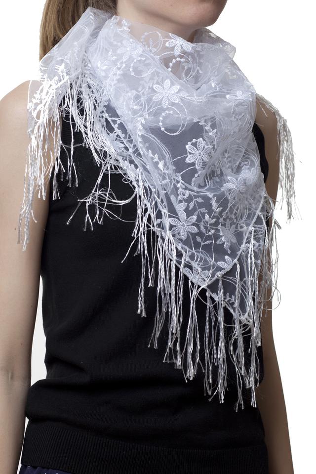 Свадебный платок нежный 1