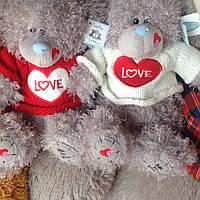 Мягкая игрушка Мишка Тедди в свитере