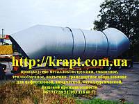 Газоход, трубопровод, другие конструкции из металла, различной сложности
