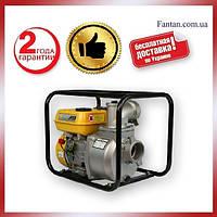 Мотопомпа, Бензиновые Насосы для Воды, FORTE FP30C.