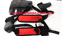 Ремень на плечо + крепление  мотокосы (профессиональный)