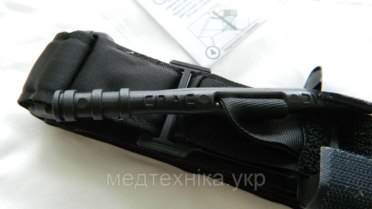 Джгут кровоспинний СПАС Турнікет (Combat-Application-Tourniquet) CAT, Україна