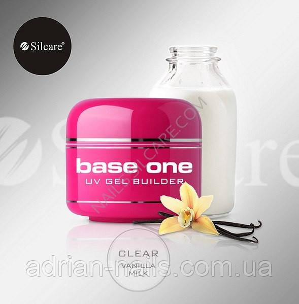 Прозрачный гель с запахом ваниль с молоком Base One Vanilla Milk (разлив)
