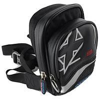 Набедренная мото сумка Oxford X.9 черная